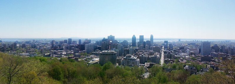 Mont Royal Panorama