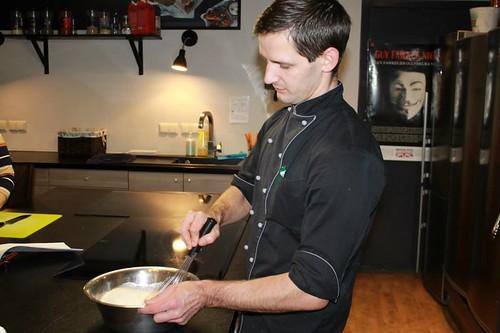 British Culinary Classics with Chef Raitis Ivanovs