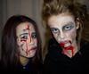 Alisa and Melanie