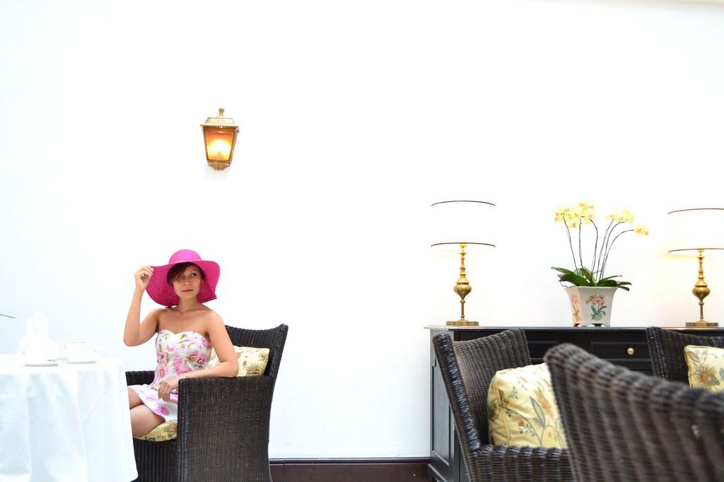 afternoon tea - majestic hotel KL-001