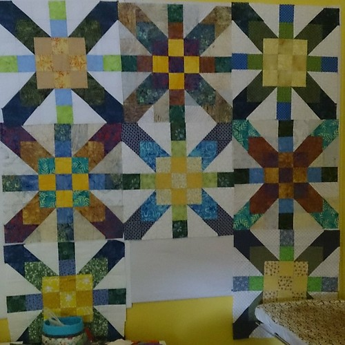 Quilting Mid-Jan