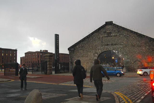 Autumn UK Trip 2014 - Liverpool: Albert Dock