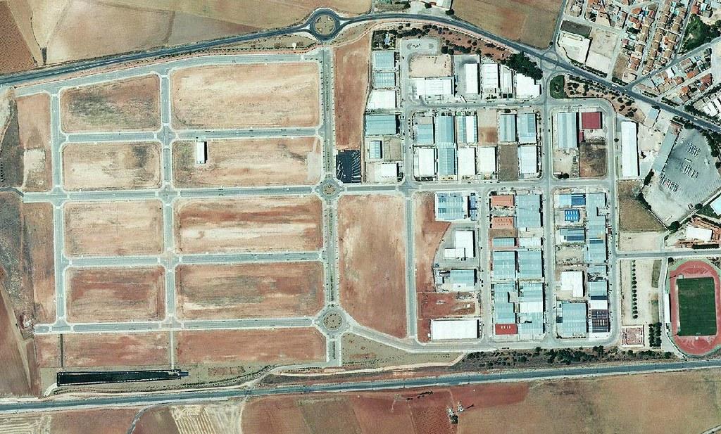 campo de criptana, ciudad real, tales from the field, después, urbanismo, planeamiento, urbano, desastre, urbanístico, construcción, rotondas, carretera