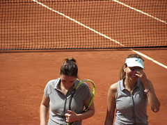 Roland Garros 2014 - Iva Majoli & Anastasia Myskina