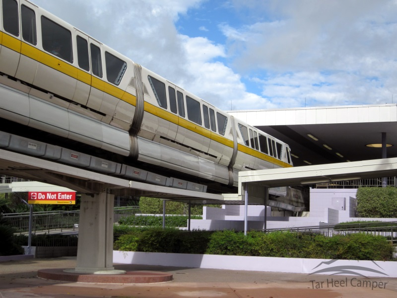 Walt Disney World - Monorail