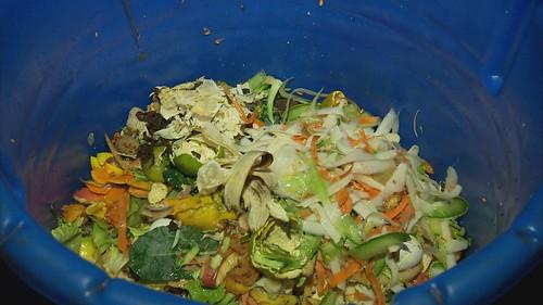 廚餘將成為新能源的來源。圖片來源:公共電視 我們的島784-2-8