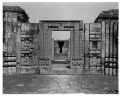 Ratnagiri - Entrance to Monastery 1 (8x10 Print)