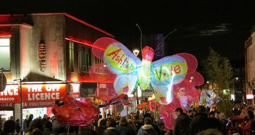 Bedminster Lantern Parade 2014