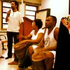 """Abertura do seminário de lançamento da Coleção de Documentários """"O Jongo em Três Pontos"""". Pontão do Jongo e Caxambú/UFF."""