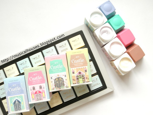 Etude House My Castle Hand Cream 1