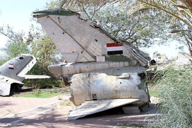 Su-7 tail
