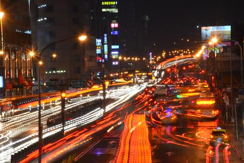 台北車站前