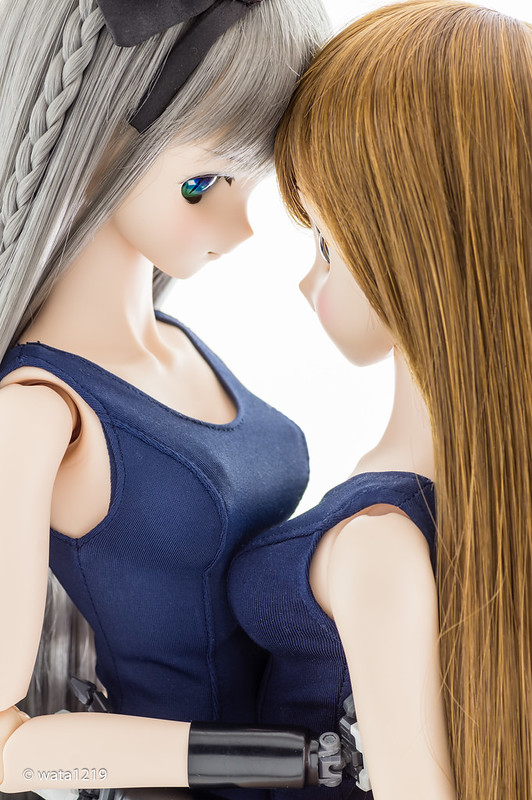 [DDS] Mayu and Youmu : School Swimsuit (2)