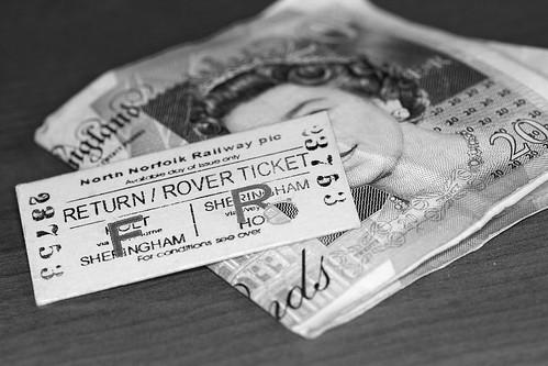The Railway Ticket