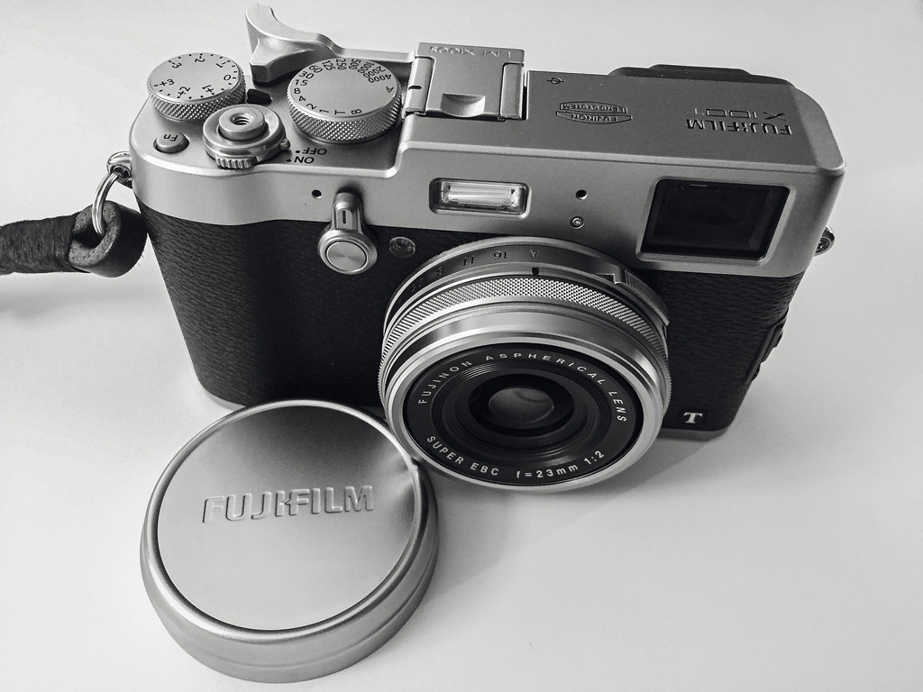 Some Notes on Street Photography with the Fujifilm X100T