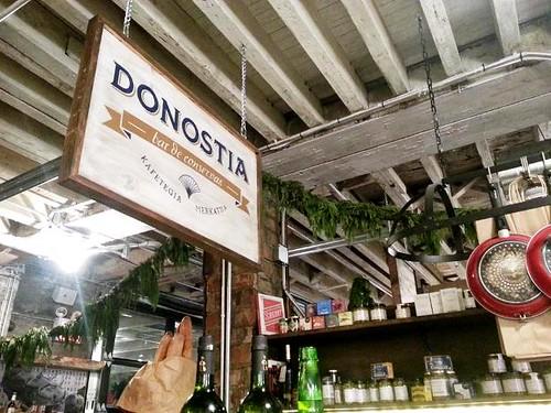 Donostia sign