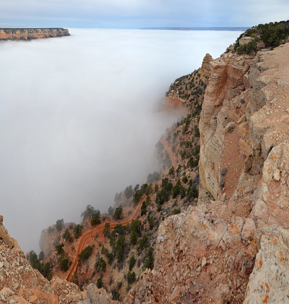 Grand Canyon National Park: 2014 Total Inversion 7281