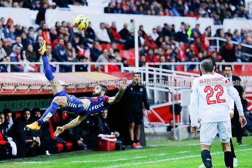 SevillaFC 0 Eibar 0