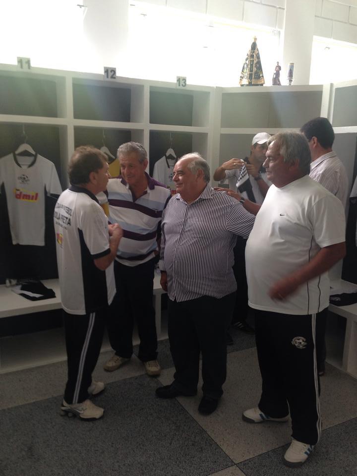 em Eloi Mendes da inauguração do novo complexo esportivo Bola Preta sob o comando do amigo Ricardo Xavier5