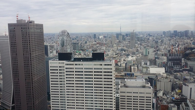 tokyo metropolitan tower 1