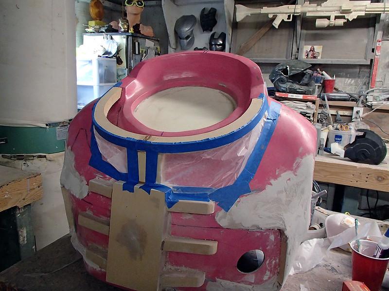 Ready to Add Foam