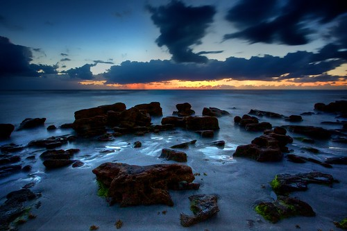 sunrise rocks flickr florida fl atlanticocean toprint coquina flaglercounty flaglerrivertoseapreserve