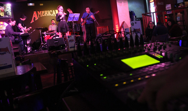 JAM SESSION JAZZ FUNK EN EL AMERICAN BEER - 19.12.14