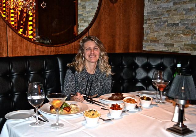 Ocean Prime Atlanta - dinner