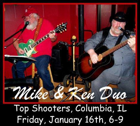 Mike & Ken Duo 1-16-15