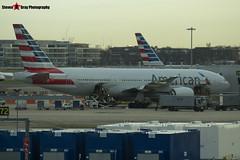 N754AN - 30262 345 - American Airlines - Boeing 777-223ER - Heathrow - 141220 - Steven Gray - IMG_2659