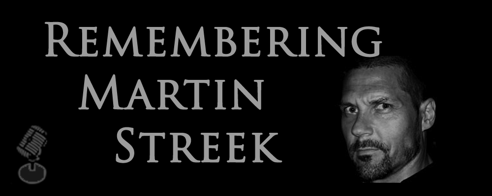 Martin Streek