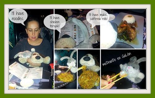 7. Yummy sushi