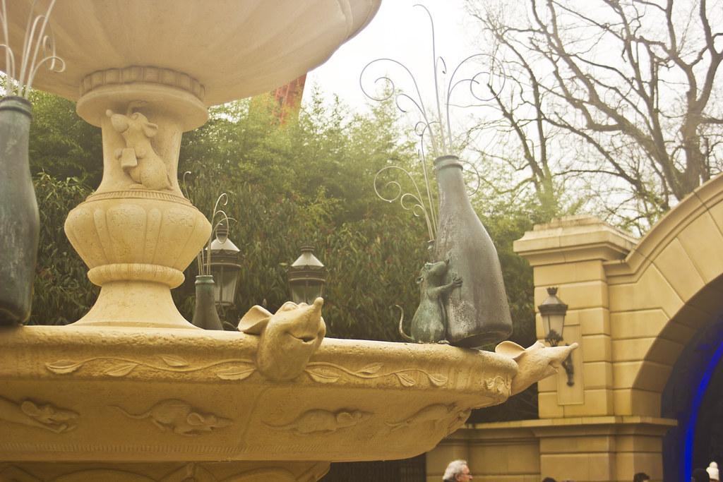 Walt Disney Studios Paris Disneyland ratatouille