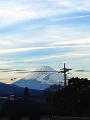 Mt.Fuji 富士山 12/28/2014