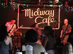 Bikes & Banditas at Midway Cafe, August 24, 2014