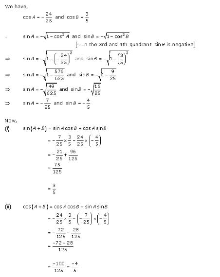 RD-Sharma-Class-11-Solutions-Chapter-7-Trigonometric-Ratios-Of-Compound-Angles-Ex-7.1-Q-3