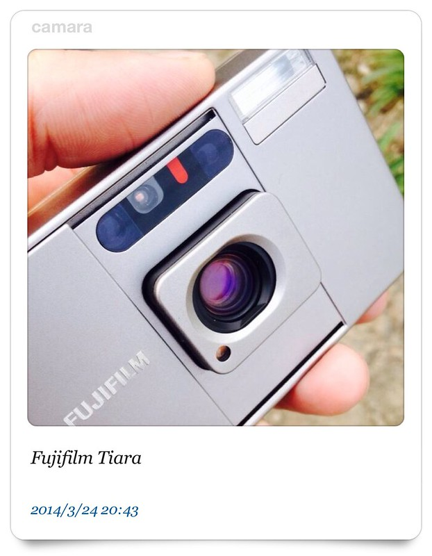 Fujifilm Tiara