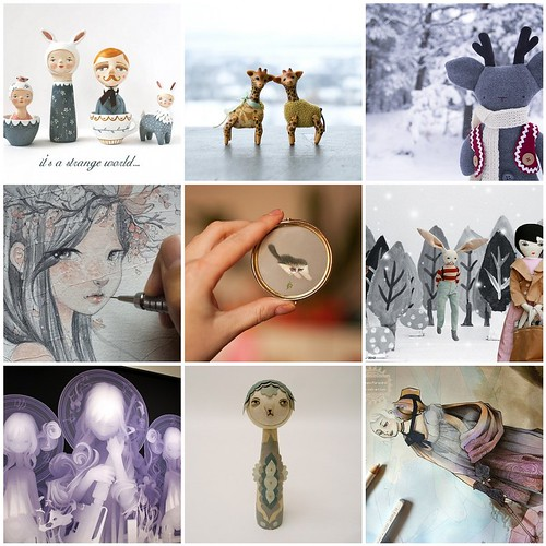 Friday funspiration: Winter greys