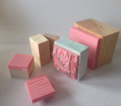 Family Workshop: Homemade Stamps, Feb. 22, 2015
