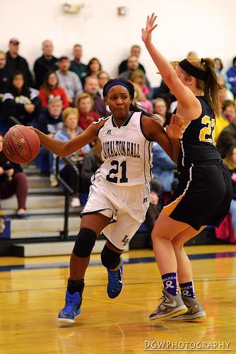 Lauralton Hall vs. Jonathan Law - Girls High School Basketball