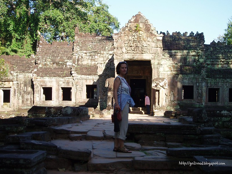 Пре Кан, монастырь в Камбодже