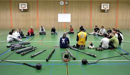 Jugger i Karlskoga