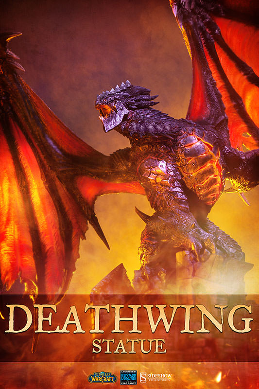 《魔獸世界》10週年紀念!毀滅的化身「死亡之翼」再臨!