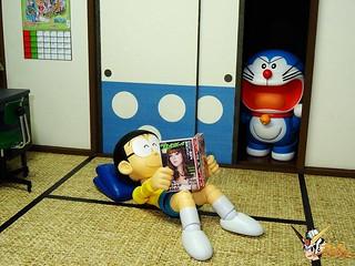 【玩具人君魂投稿】自製大雄房間場景組分享