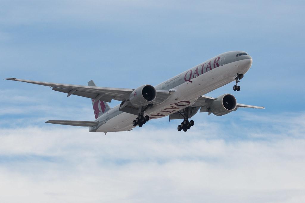 A7-BAH - B77W - Qatar Airways