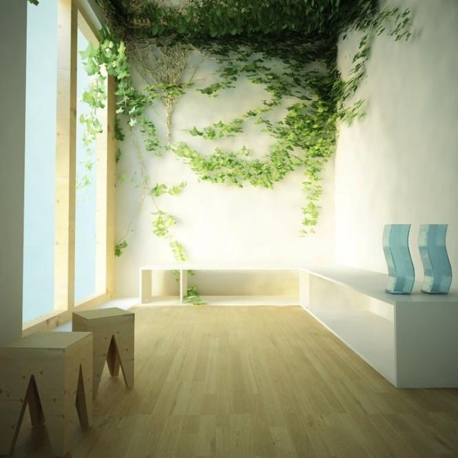 Ý tưởng độc đáo trang trí tường