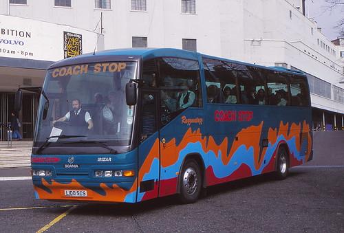 Coach Stop L100 SCS (c) David Bell