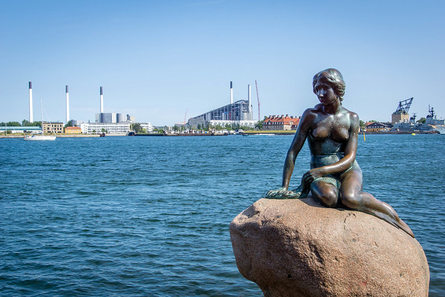 Den lille Havfrue - The little Mermaid