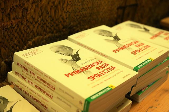 Prymasowska Rada Społeczna - książka