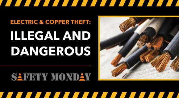 Electric Theft: Illegal and Dangerous